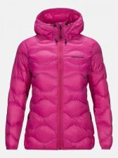 G63081083 KURTKA PUCHOWA PEAK PERFORMANCE W HELIUM HOOD JACKET POWER PINK