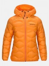 G63081083 KURTKA PUCHOWA PEAK PERFORMANCE W HELIUM HOOD JACKET ORANGE