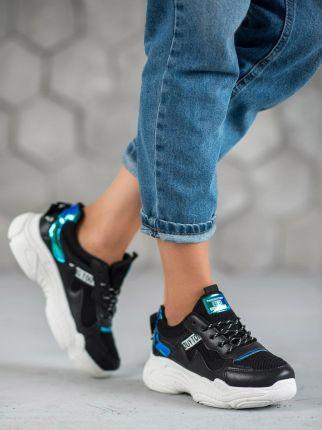 Czarne Sneakersy Ilex Ceny i opinie Ceneo.pl