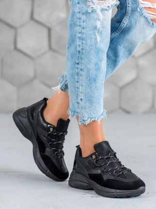 Buty Nike Wmns Air Max 90 All Black (325213 043) Ceny i