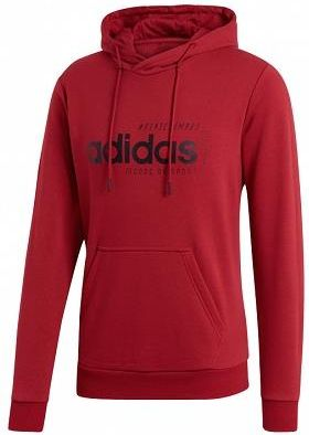 Bluza adidas z kapturem ESSENTIALS 3 STRIPES Rozmiar S