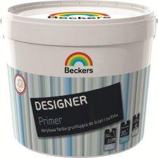 Beckers DESIGNER PRIMER Designer Primer akrylowa farba gruntująca 10l