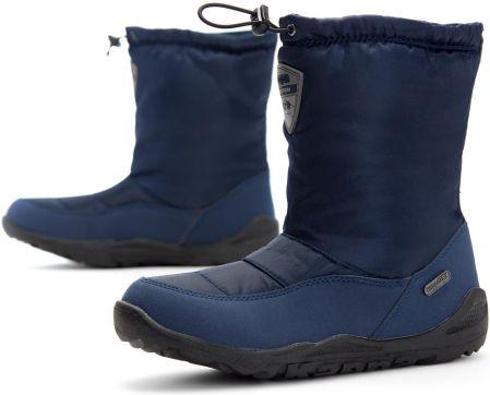 Buty dziecięce Adidas Cw Holtana Snow CM7278 r. 21