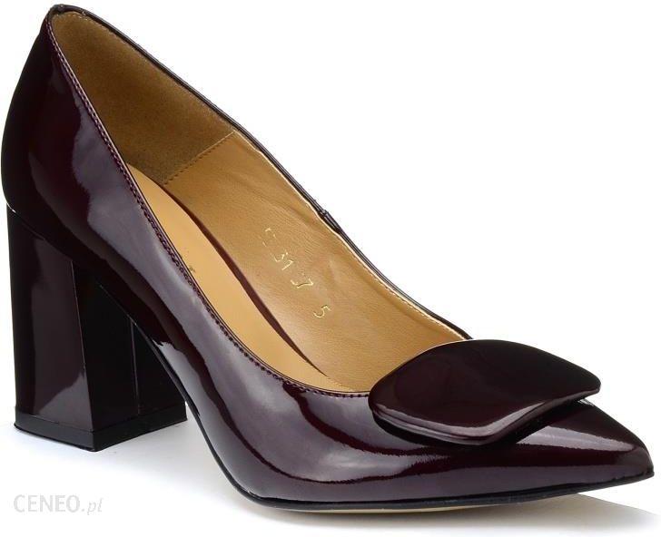 buty damskie skórzane sagan