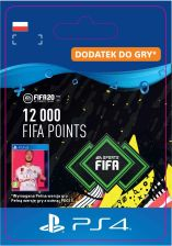 FIFA 20 Ultimate Team - 12000 punktów (PS4)