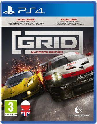 Grid 2019 Edycja Ultimate Gra Ps4 Ceny I Opinie Ceneo Pl