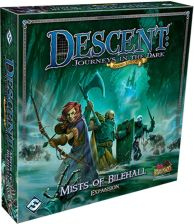Fantasy Flight Games Descent: Journeys In The Dark - Mists Of Bilehall