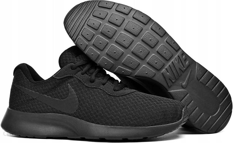 Buty męskie Nike Tanjun 812654 001 Czarne r.42,5