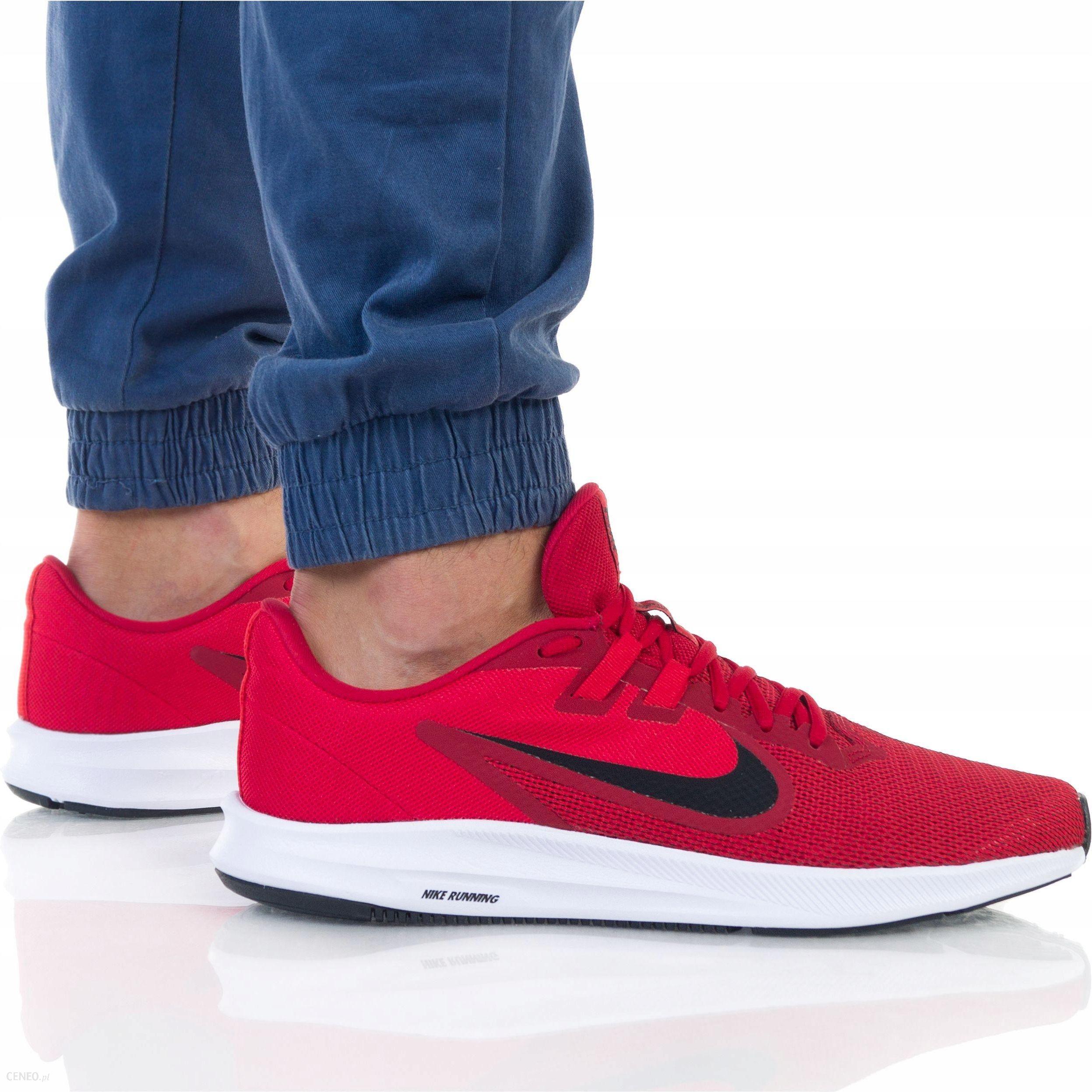 Moda Nike Czerwone Sneakersy Męskie Online