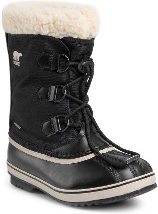 Buty zimowe dla dzieci Geox Junior Aveup Girl