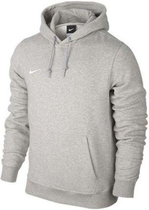 Nike Just Do It, bluza męska z kapturem na zamek, beżowa, Rozmiar XL