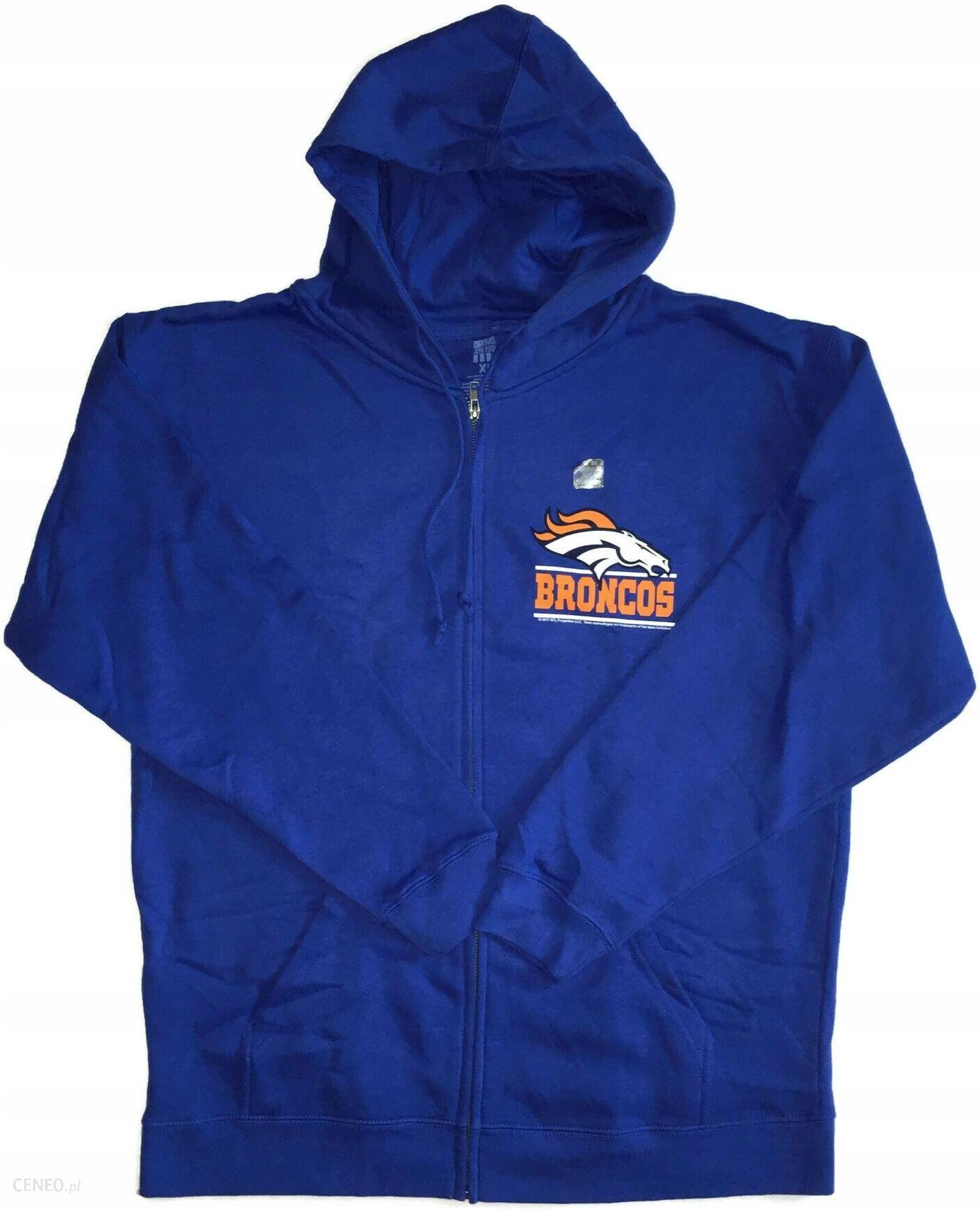 Bluza z kapturem Nfl Denver Broncos Junk Food XL + Ceny i opinie Ceneo.pl