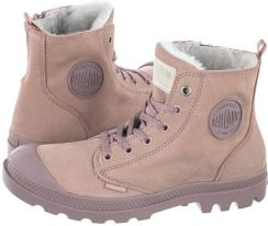 Buty Palladium Pampa Hi Zip WL Rose Dust 95982-671-M (PA45-c)
