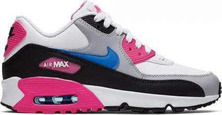 BUTY NIKE AIR MAX 90 LEATHER (PS) 833377 005 SZARY Opinie