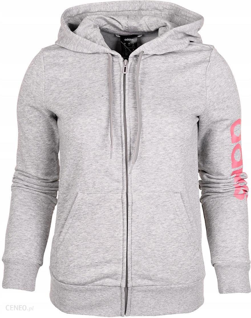 Bluza damska adidas W Essentials Linear roz.L Ceny i opinie Ceneo.pl