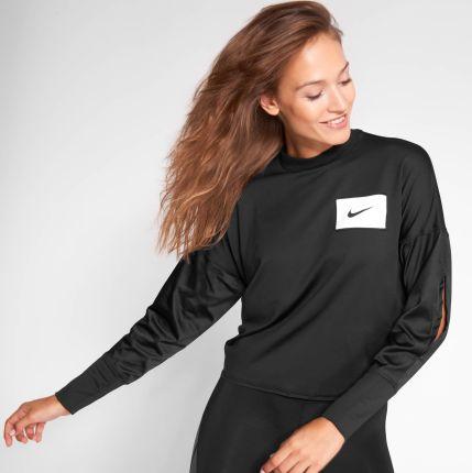 Nike WMNS NSW Animal Plus Crew Black (BV0281 010)
