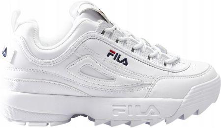 Fila Buty Disruptor Low Wmn 1FG White 36 Ceny i opinie