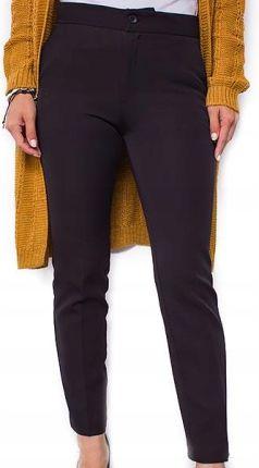 Eleganckie Spodnie Cygaretki Damskie G30 04 r ML Ceny i