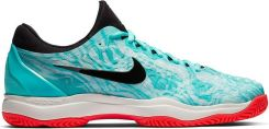 Nike Air Zoom Cage 3 Clay Jr green abyssmetallic silver