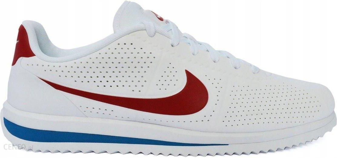 Nike Cortez Ultra Moire 845013 100 Męskie Białe Ceny i opinie Ceneo.pl