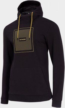 bluza z kapturem meska w gwiazdki