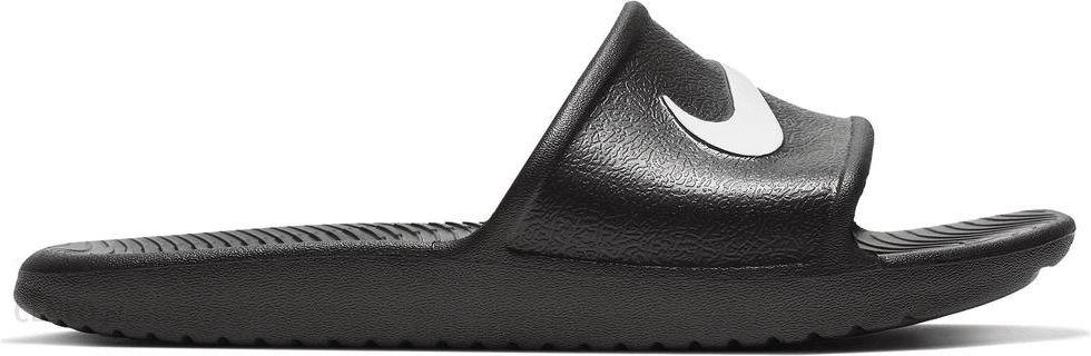Nike dziecięce klapki Kawa Shower 35 czarny Ceny i opinie Ceneo.pl