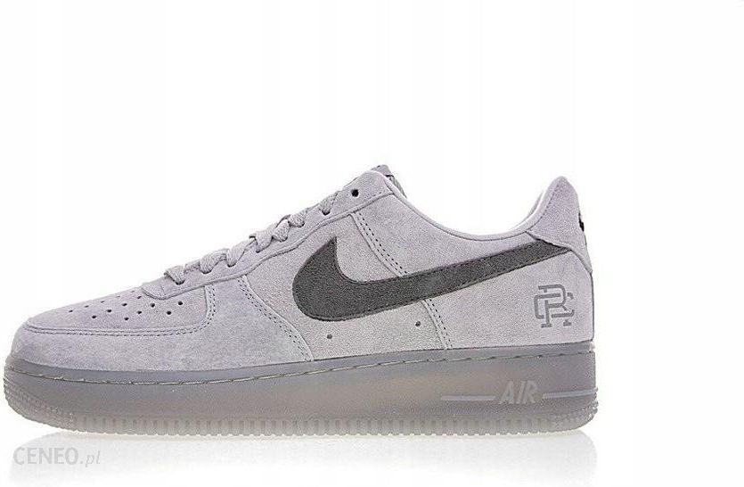 NIKE WMNS AIR FORCE 1 '07 AA1117 118 R.38 SZARE Ceny i opinie Ceneo.pl