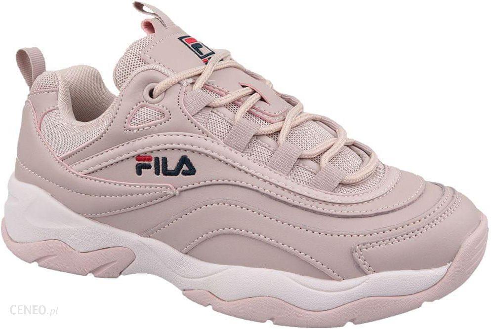 136.12 | Shoes Ray Low Wmn Fila White Women 1010562 00K