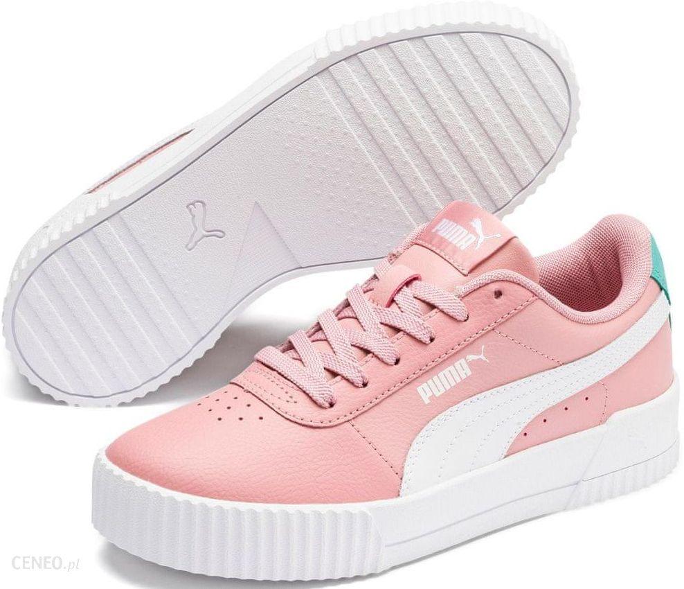 Puma buty dziecięce Carina Jr Bridal Rose White 35,5 Ceny i opinie Ceneo.pl