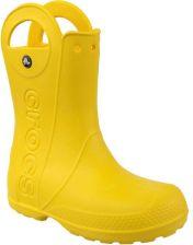 Crocs Handle It Rain Boot Kids 12803 730 3435 Żółte Ceny i opinie Ceneo.pl