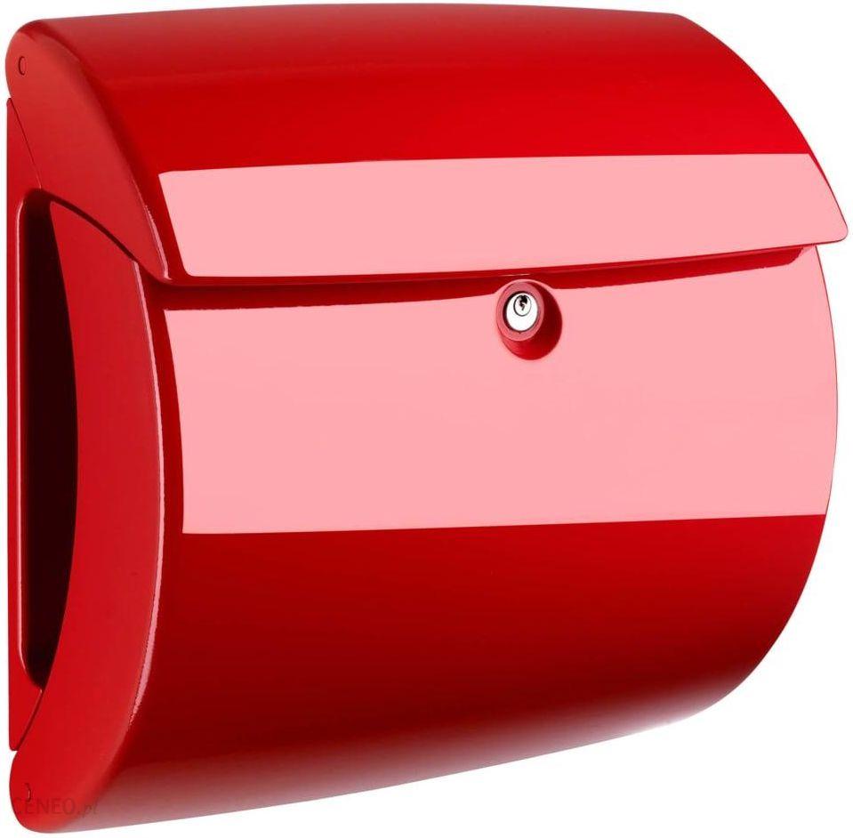 Burg Wachter Skrzynka Na Listy Piano 886 R Plastikowa Czerwona Opinie I Atrakcyjne Ceny Na Ceneo Pl