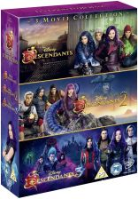 Film DVD Descendants 1-3 Box Set [DVD] - zdjęcie 1