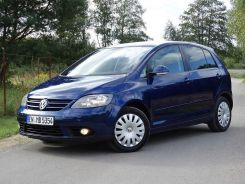VW GOLF PLUS 1.9 TDI 105PS BLS GOAL SERWIS DO KOŃC