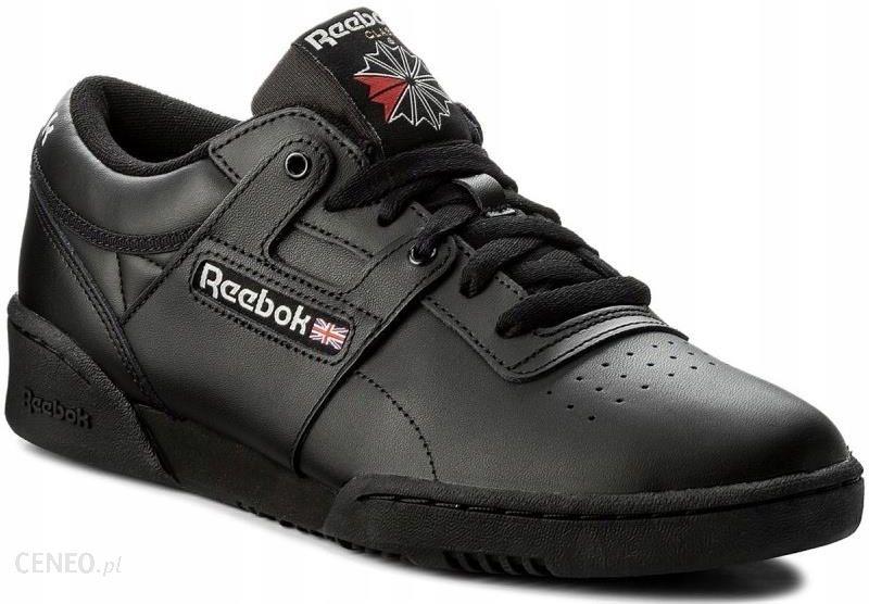 Skórzane buty Reebok. Rozmiar 44