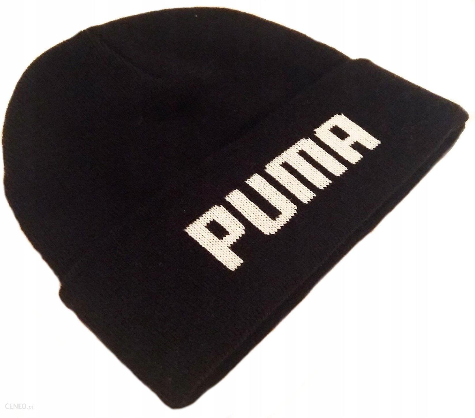 niskie ceny styl mody oferować rabaty Czapka zimowa Puma męska na zimę czarna 021708-01