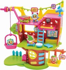 Magic Box Mojipops S Playset 1X2 Tree House