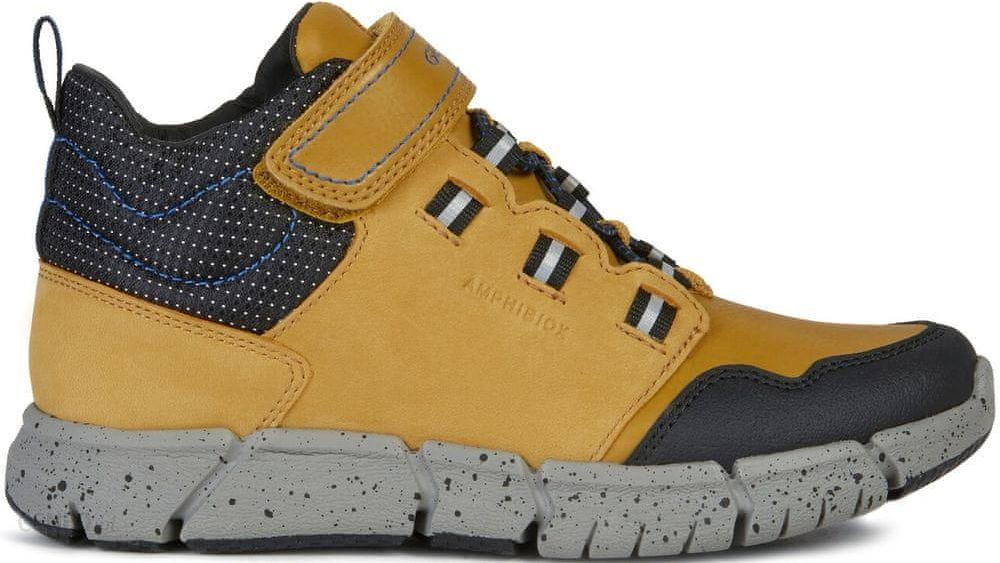 Geox buty zimowe chłopięce Flexyper 34 czarne | MALL.PL