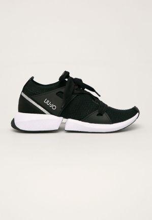 Buty sportowe lustrzane noski Q56 Biały Złoty Ceny i
