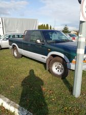 CHEVROLET S10 pick-up 2.2 114 KM VAT 3