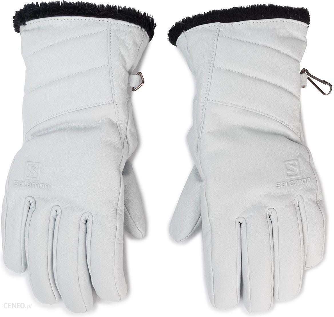 Rękawice narciarskie Salomon NATIVE W black