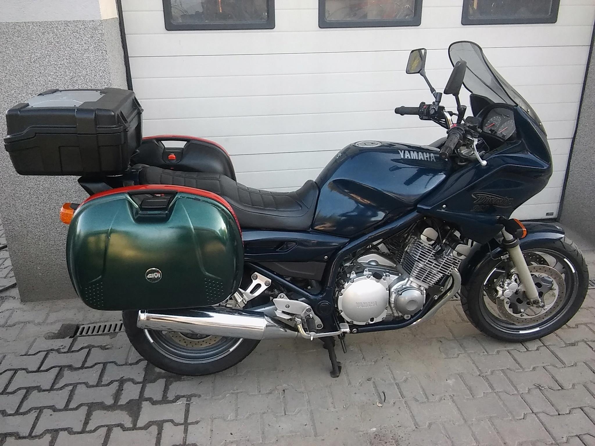 Yamaha Diversion 900 Xj900 Opinie I Ceny Na Ceneo Pl