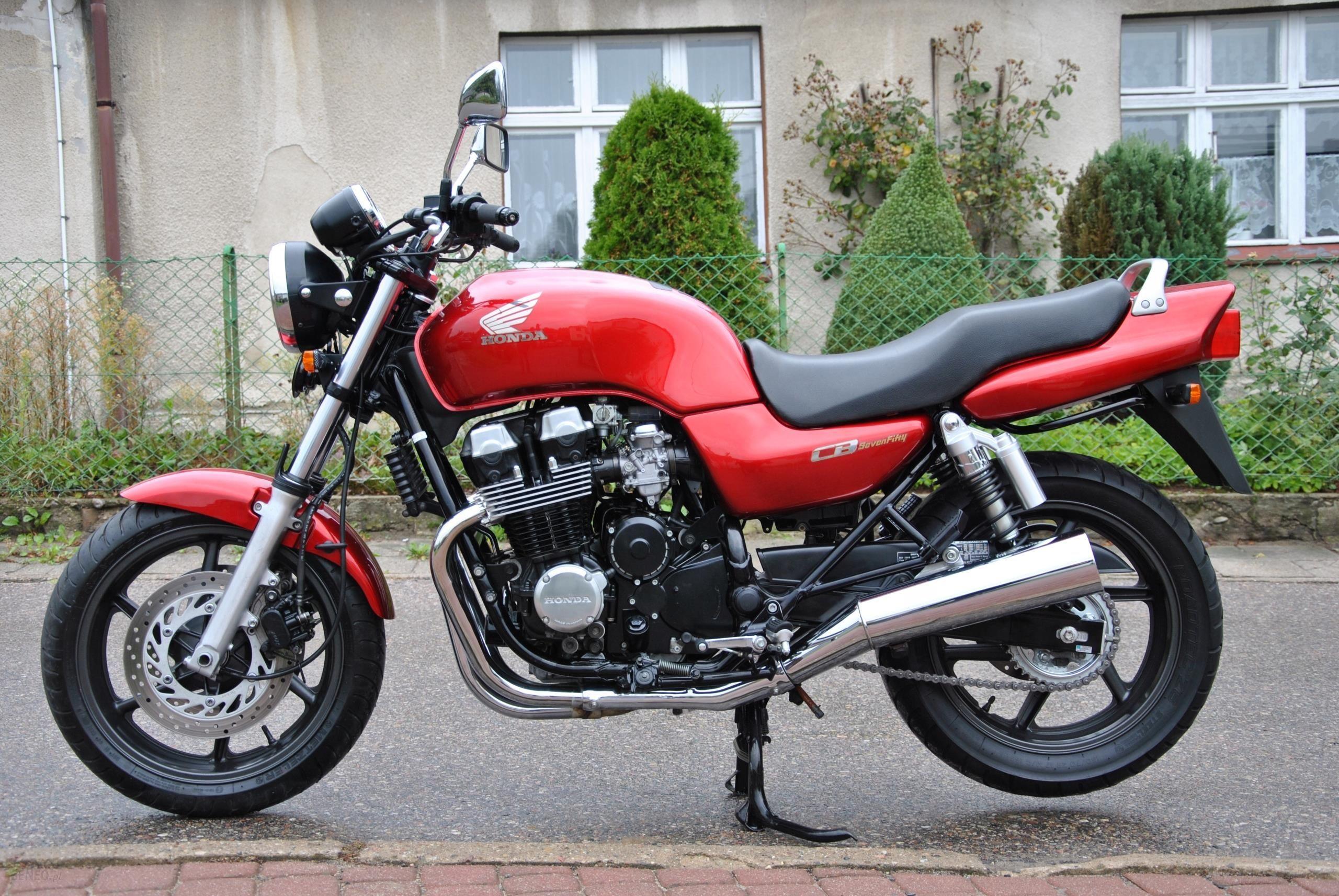 Honda Cb 750 Seven Fifty 00r Niemcy Wzorowy Opinie I Ceny Na Ceneo Pl