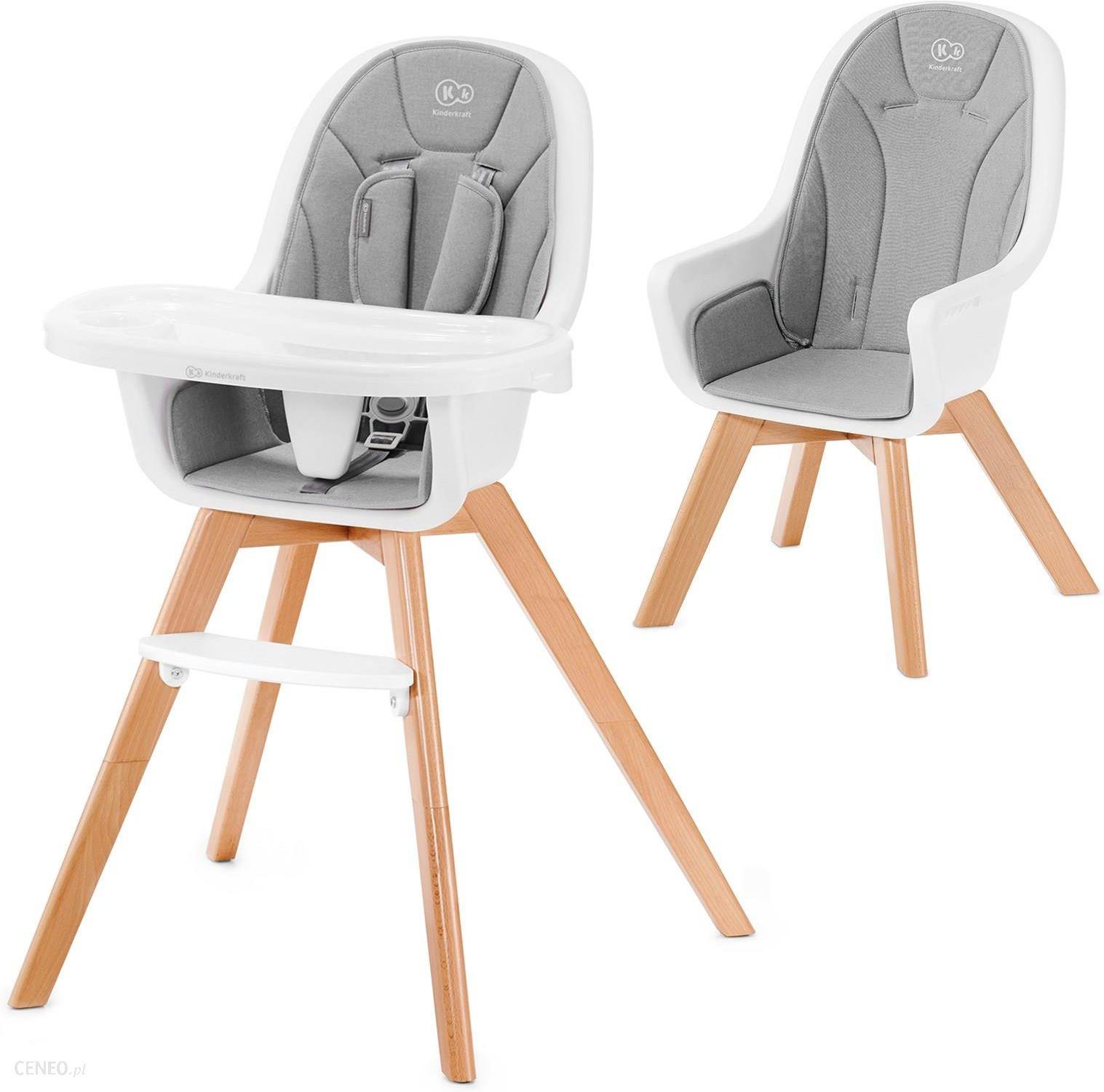 """Kinderkraft Tixi Grey"" kėdė"