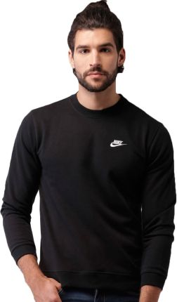 nike bluza czarna answear