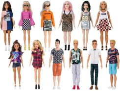 Barbie Barbie & Ken Fashionistas