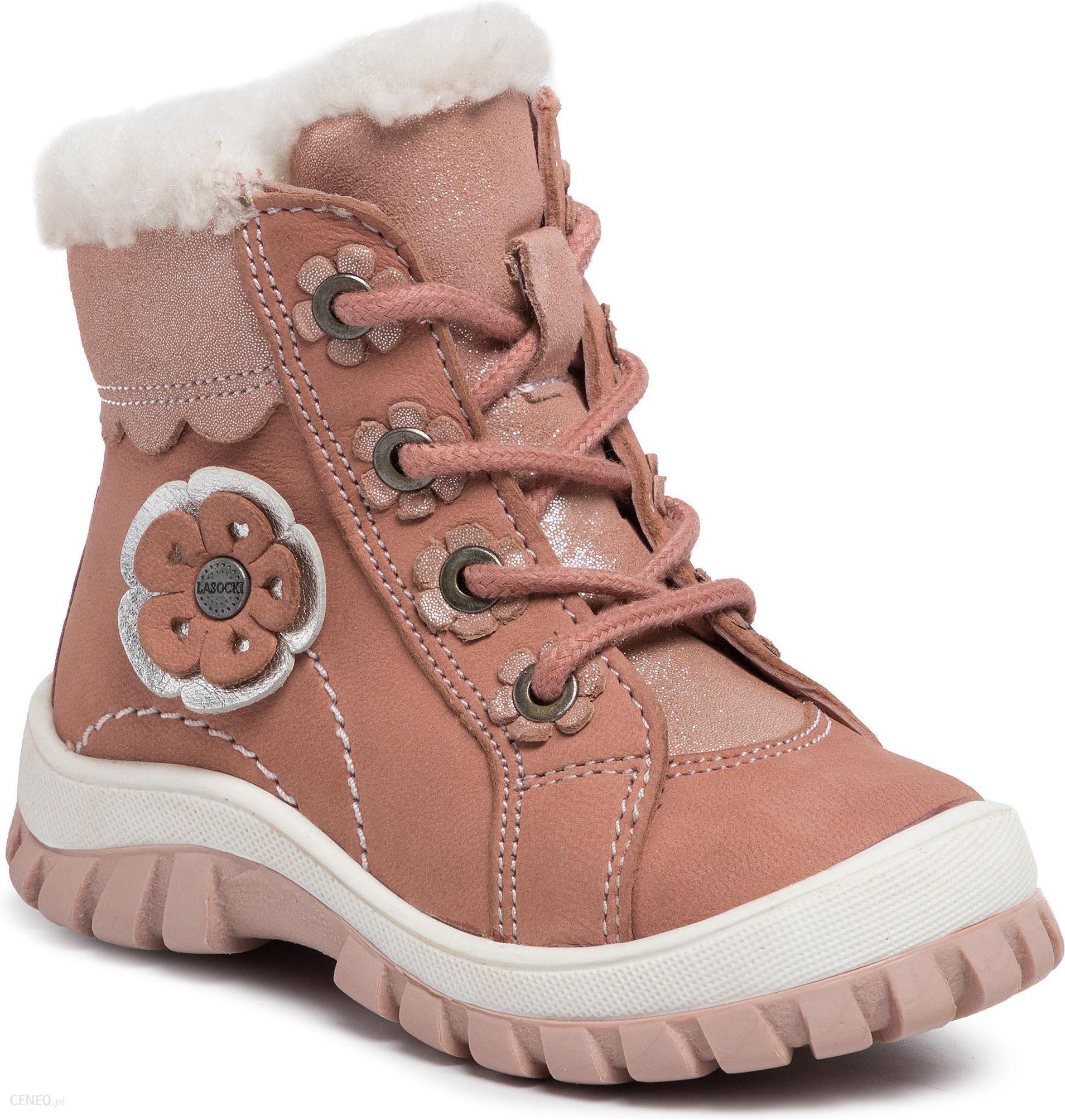 Kozaki Lasocki Kids Ci12 1797 26 Pink Ceny I Opinie Ceneo Pl