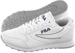 Buty Fila Orbit Low Wmn White 1010308.1FG (FI7 a) Ceny i opinie Ceneo.pl