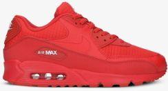 Nike Air Max 90 537384 605 Białe Bordowe rozm. 43