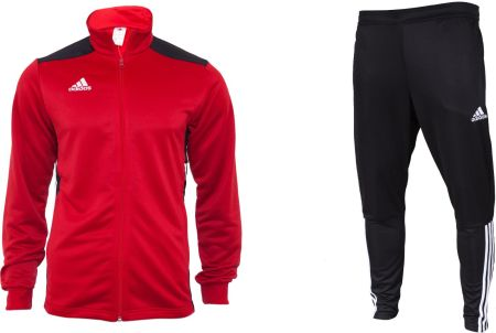 Adidas Dres Kompletny Meski Spodnie Bluza CORE18 M Ceny i