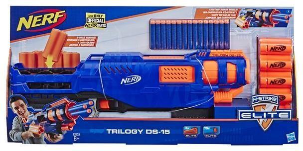 Hasbro Nerf Elite Trylogy E2853